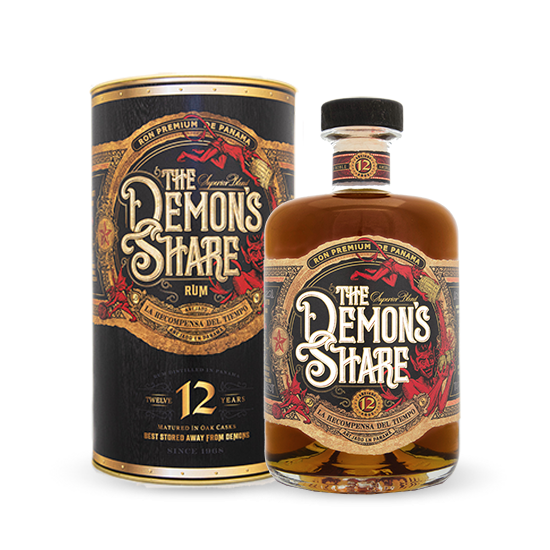Demon share 12 ans