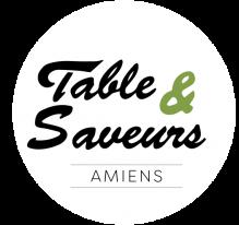 Logo table et saveurs