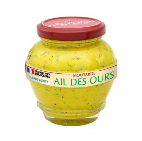 Moutarde a l ail des ours 100 graines francaises sans additif