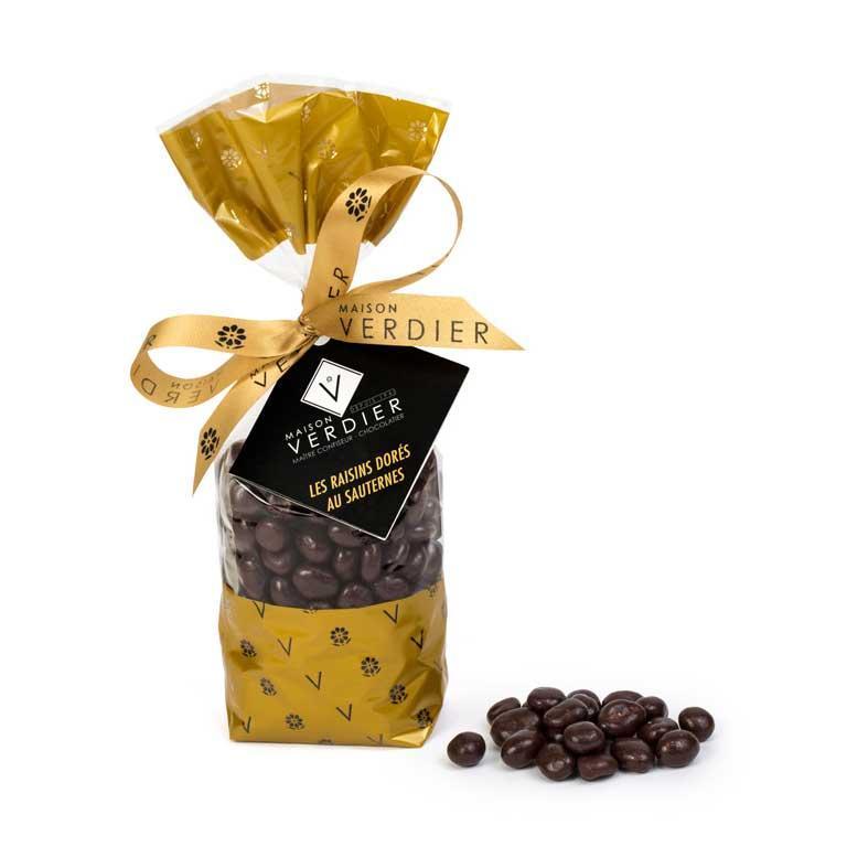 Raisins dores sauternes sachet 200g